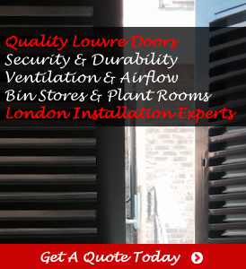 RSG8200 louvre doors installations in London