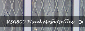 The product page of our fixed security mesh grilles