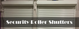 The product page of our security roller shutters