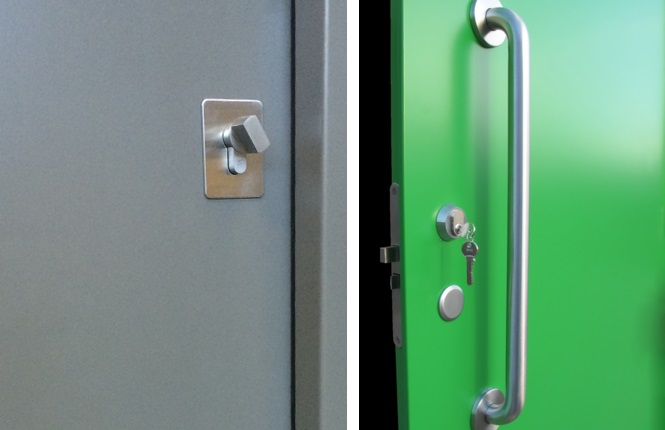 Rsg8000 Steel Doors Entry Doors Amp Personnel Doors